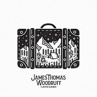 Jt Woodruff - Lonesome [CD] USA import