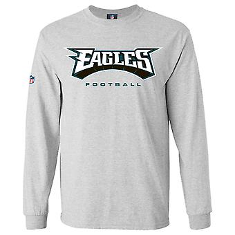 Majestueuze ons TEAM Longsleeve - Philadelphia Eagles grijs