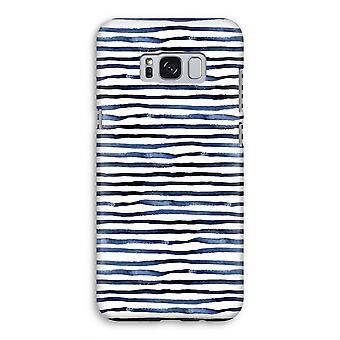 Samsung Galaxy S8 Full ut fallet - förvånande linjer