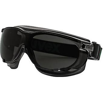 Safety glasses Uvex carbonvision 9307045 Black