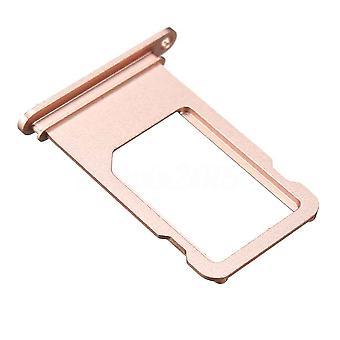 iPhone SIM-kortet Sim-kortsfacket innehavaren/Plus 7/7-Rose Gold