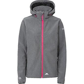 Trespass Womens/Ladies Ramona Waterproof Breathable Softshell Jacket
