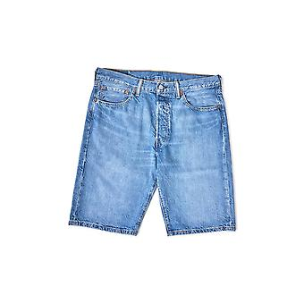 Levi's Red Tab 501 Hemmed Short Light Blue
