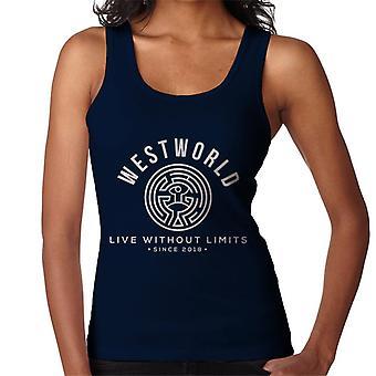 Vida de Westworld sin chaleco límites laberinto mujeres
