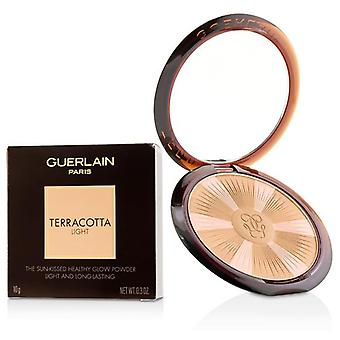 Guerlain Terracotta Light The Sun Kissed Healthy Glow Powder - # 02 Natural Cool - 10g/0.3oz