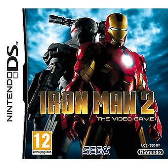 Iron Man 2-das Videospiel (Nintendo DS)
