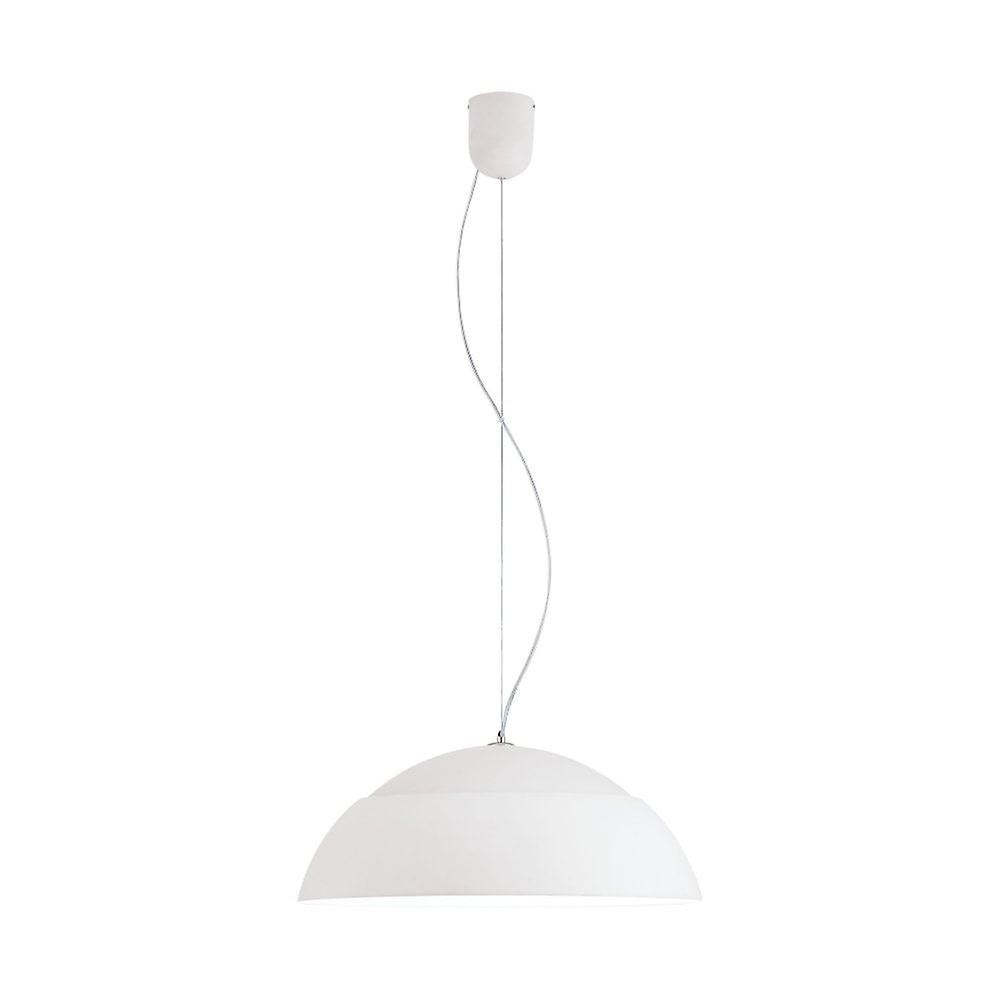 Eglo LED Hanging Lamp Dia  650 Weiss Marghera