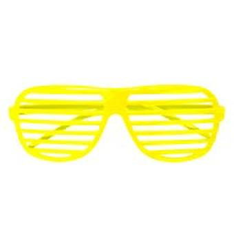 Shutter Shades - Yellow