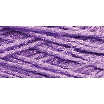 Needloft Craft Yarn 20yd-Bright Purple
