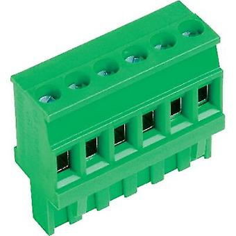 PTR Socket enclosure - cable AK(Z)1100 Total number of pins 3 Contact spacing: 5 mm 51100030021F 1 pc(s)