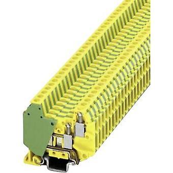 Phoenix Contact MT 1,5-QUATTRO-PE 3001695 Tripleport PG terminal número de pinos: 4 0.14 ² 1,5 mm ² verde-amarelo 1 computador (es)