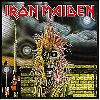 Iron Maiden eerste Album naai-op-doek Patch