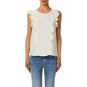 Top White W18017 T9767 10701 Liu Jo Woman