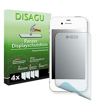 Apple iPhone 4S display - Disagu tank protector film beskyddare
