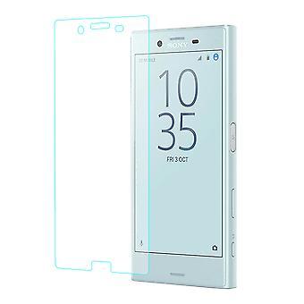 Sony Xperia XZ Premium Displayschutzfolie 9H Verbundglas Panzer Schutz Glas Tempered Glas