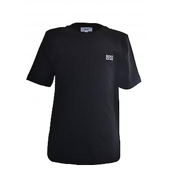 Hugo Boss Boys Hugo Boss Kids Black T-Shirt