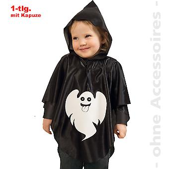 Ghost black toddler ghost Cape spirit child costume