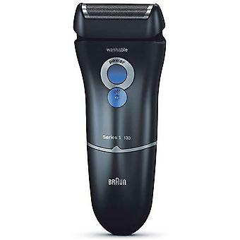Braun 130S Series 1 Washable Slim Head Electric Men's Foil Shaver