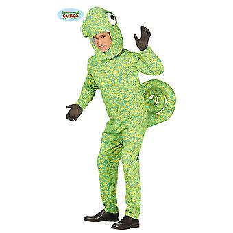 Guirca Costume Adult Chameleon