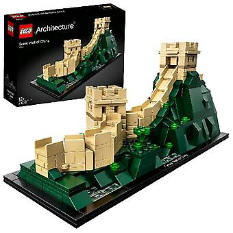 Lego 21041 Architect Chinese muur