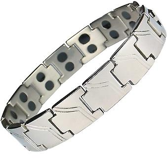 MPS® AMELTHEA Titanium Magnetic Bracelet + FREE Links Removal Tool