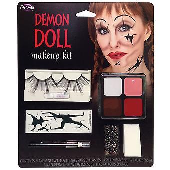 Demon Doll Makeup Kit