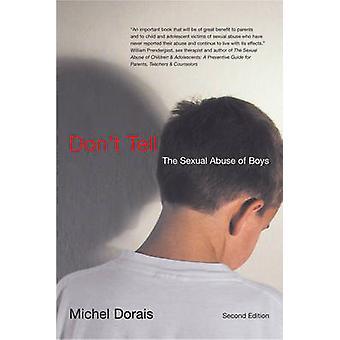 Não diga - o abuso Sexual de meninos (2ª edição) por Michel Dorais -