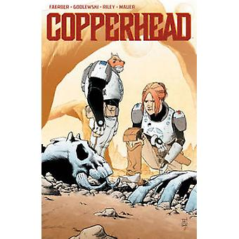 Copperhead - Volume 1 - A New Sheriff in Town by Ron Riley - Jay Faerbe