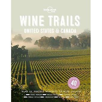 Vin stigar - USA & Kanada av vin stigar - USA & Kanada - 97