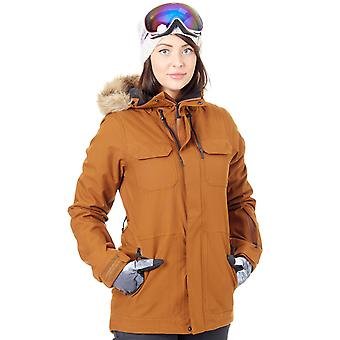 Volcom Copper Shadow Insulation Womens Snowboarding Jacket