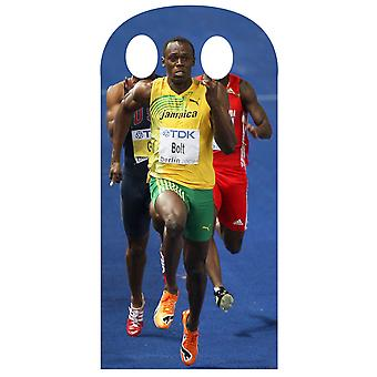 Usain Bolt Olympic Stand-in Lifesize Cardboard Cutout / Standee / Standup