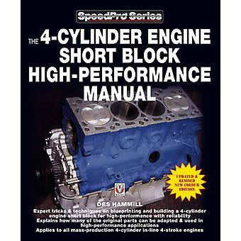 Le 4-cylindres moteur embiellé haute performance manuel (Revised ed