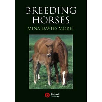 Allevamento di cavalli da Mina C. G. Davies Morel - 9781405129664 libro