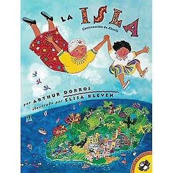 La Isla, spanische Ausgabe (Bild Papageientaucher)