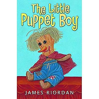 The Little Puppet Boy (White Wolves: Stories from Different Cultures)