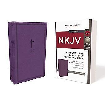 Johannes, referanse Bibelen, personlig størrelse gigantiske ut, Leathersoft, lilla, røde bokstaven Edition, komfort skrive