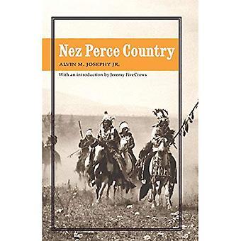 Paese di Nez Perce (Bisonte originale)