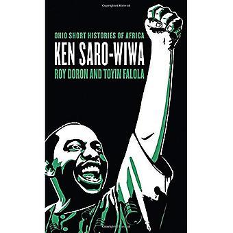 Ken Saro-Wiwa (Ohio curtas histórias de África) (biografia de bolso Jacana)