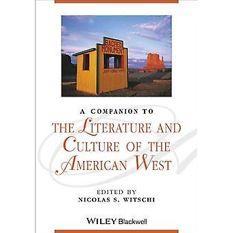 Pomocnika do literatury i kultury American West (Blackwell towarzysze do literatury i kultury)