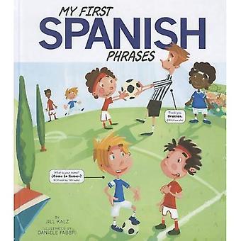 Meine ersten spanischen Phrasen