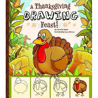 En Thanksgiving tegning fest!