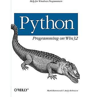 Python Programmierung auf Win32: Hilfe für Windows-Programmierer