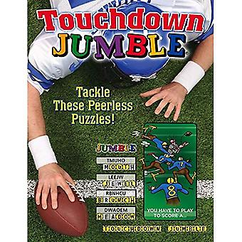 Touchdown Jumble: Tackle These Peerless Puzzles! (Jumbles#174;)