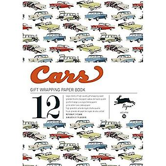 CARS gift wrapping paper book Vol.13 (Gifr Wrapping Paper)