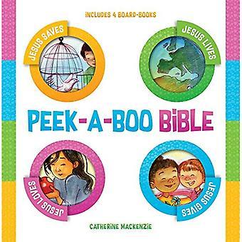 Peek-A-Boo Bible: 4 Board-Books