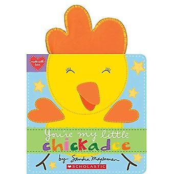 Je bent mijn kleine Chickadee [Board boek]