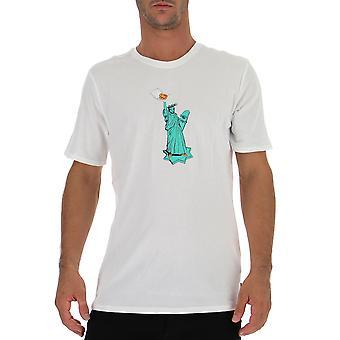 Nike aus weißer Baumwolle T-shirt