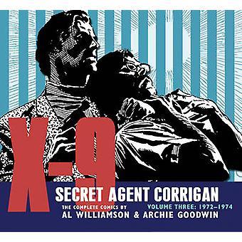 X9-hemlig Agent Corrigan - volym 3 av Al Williamson - Archie Goodwin