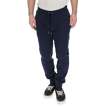Ralph Lauren Blue Polyester Pants