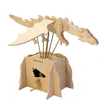 Pathfinders Automaton Dragon Wooden Kit